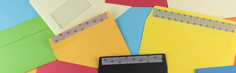 Quadrat Briefumschlag Kuvert Briefkuvert Umschlag Briefumschläge Grau