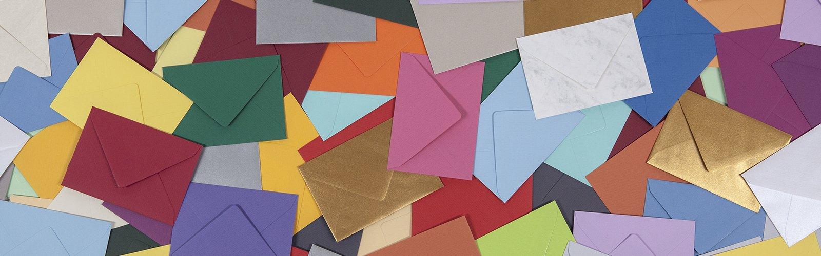 mit Seidenfutter Kuvert Briefumschlag Din Lang Ocker 10 Stück