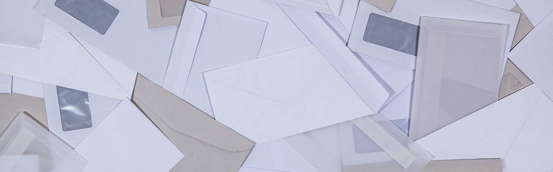 Briefumschläge DIN kompakt