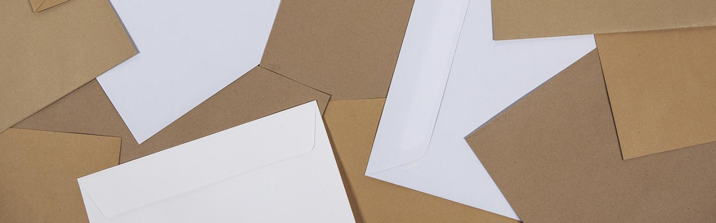 Briefumschläge DIN E4