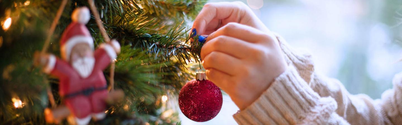 Weihnachtsumschläge klassisch