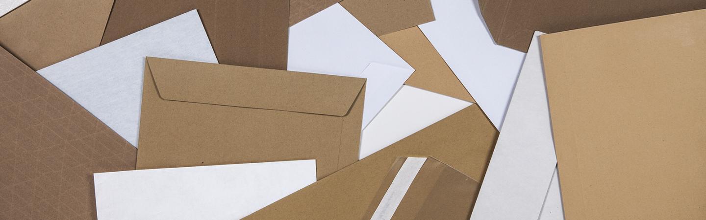 Briefumschläge DIN B4