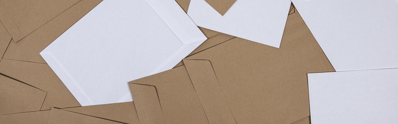 Briefumschläge DIN E5